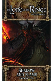 The Lord of the Rings LCG: Shadow & Flame Adventure Pack
