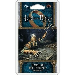 The Lord of the Rings LCG: Temple of the Deceived Adventure Pack