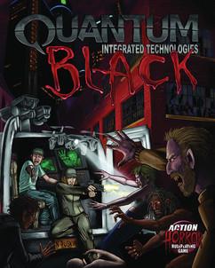 Quantum Black RPG: Core Rules (Revised Edition)
