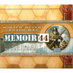 Memoir '44: Winter/Desert Board Map Expansion