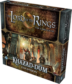 The Lord of the Rings LCG: Khazad-dum Expansion