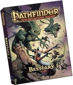 Pathfinder RPG: Bestiary 2 (Pocket Edition) (On Sale)