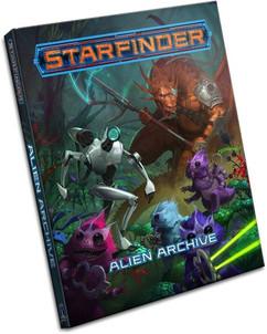 Starfinder RPG: Alien Archive (Hardcover)