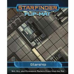Starfinder RPG: Flip Mat Starship