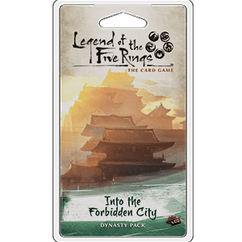 Legend of the Five Rings LCG: Into the Forbidden City Dynasty Pack (On Sale)