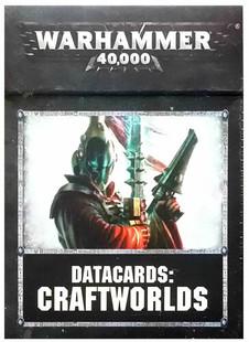 Warhammer 40K: Craftworlds Datacards