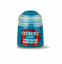 Citadel Base Paint: Thousand Sons Blue (12ml)