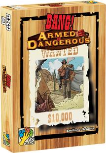 BANG! Armed & Dangerous Expansion