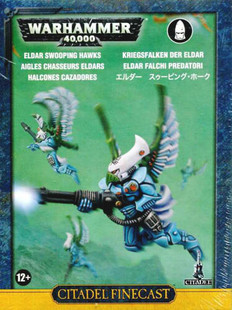 Warhammer 40K: Eldar Swooping Hawks