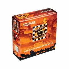 Board Game Sleeves: Non-Glare - Square (50ct)