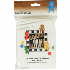 Board Game Sleeves: Oversize (100ct)