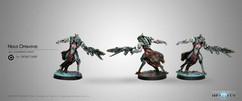 Infinity: Combined Army: Nexus Operatives Hacker