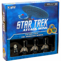 Star Trek Attack Wing: Faction Pack - The Animated Series