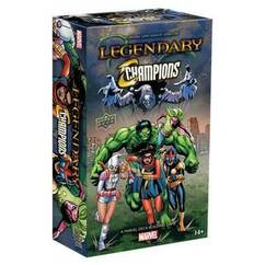 Marvel: Legendary Deck Building Game Champions Small Box Expansion