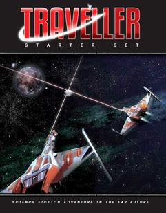 Traveller RPG: Starter Set