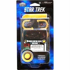 Star Trek Attack Wing: Hirogen Warship - Card Pack