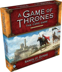 A Game of Thrones LCG 2nd Edition: Sands of Dorne Expansion