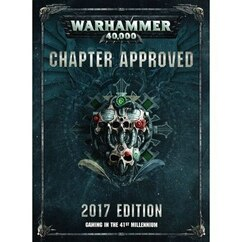 Warhammer 40K: Chapter Approved - 2017 Edition (Softcover)