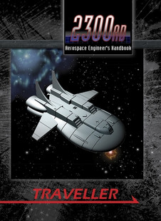 Traveller RPG: 2300AD - The Aerospace Engineer`s Handbook (PREORDER)