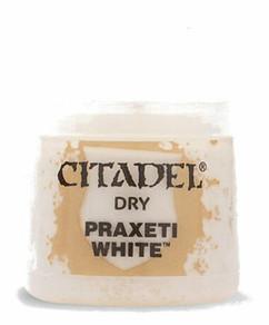 Citadel Dry Paint: Praxeti White (12ml)