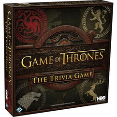 Game of Thrones: The Trivia Game (On Sale) (Add to cart to see price)