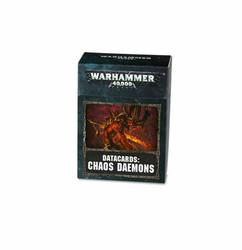Warhammer 40K: Chaos Daemons Datacards