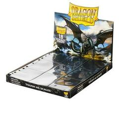 Dragon Shield Sleeves 18-Pocket Pages (50ct)