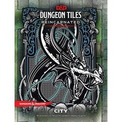 Dungeons & Dragons RPG: Dungeon Tiles Reincarnated - City