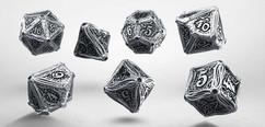 Call of Cthulhu RPG: Metal Dice Set (7ct)