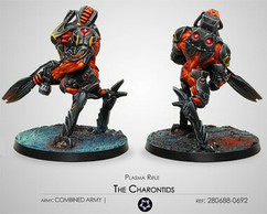 Infinity: Combined Army The Charontids (Plasma Rifle)