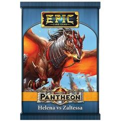Epic Card Game: Pantheon Elder Gods - Helena vs Zaltessa