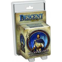 Descent: Journeys in the Dark Second Edition - Rylan Olliven Lieutenant Pack