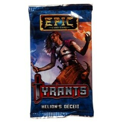 Epic Card Game: Tyrants - Helion's Deceit Pack