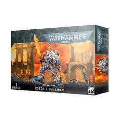 Warhammer 40K: Ultramarines - Roboute Guilliman