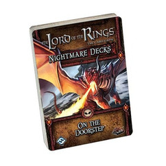The Lord of the Rings LCG: The Hobbit - On the Doorstep Nightmare Decks