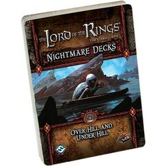 The Lord of the Rings LCG: Over Hill & Under Hill Nightmare Decks