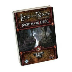 The Lord of the Rings LCG: The Long Dark Nightmare Deck
