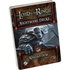 The Lord of the Rings LCG: Khazad-dum Nightmare Decks