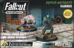 Fallout: Wasteland Warfare - Super Mutants Hammer