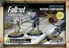 Fallout: Wasteland Warfare - Survivors Boston Companions