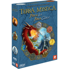 Terra Mystica: Fire & Ice Expansion