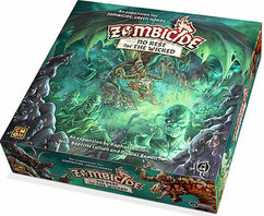 Zombicide: Green Horde - No Rest for the Wicked Expansion