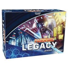 Pandemic: Legacy Season 1 Blue