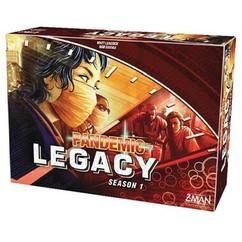 Pandemic: Legacy Season 1 Red
