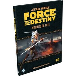 Star Wars RPG: Force and Destiny - Knights of Fate (Hardcover)