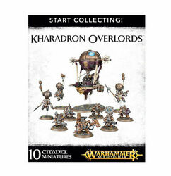 Warhammer Age of Sigmar: Start Collecting! Kharadron Overlords