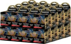 Dungeons & Dragons Miniatures: Icons of the Realms - Waterdeep Dragon Heist Booster Case (32)