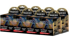 Dungeons & Dragons Miniatures: Icons of the Realms - Waterdeep Dragon Heist Booster Brick (8)