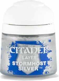 Citadel Layer Paint: Stormhost Silver (12ml)