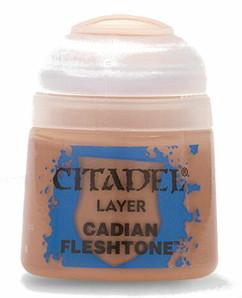Citadel Layer Paint: Cadian Fleshtone (12ml)